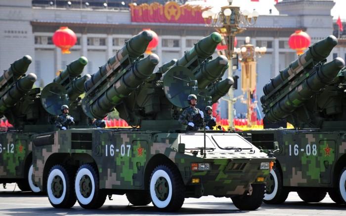 china.military