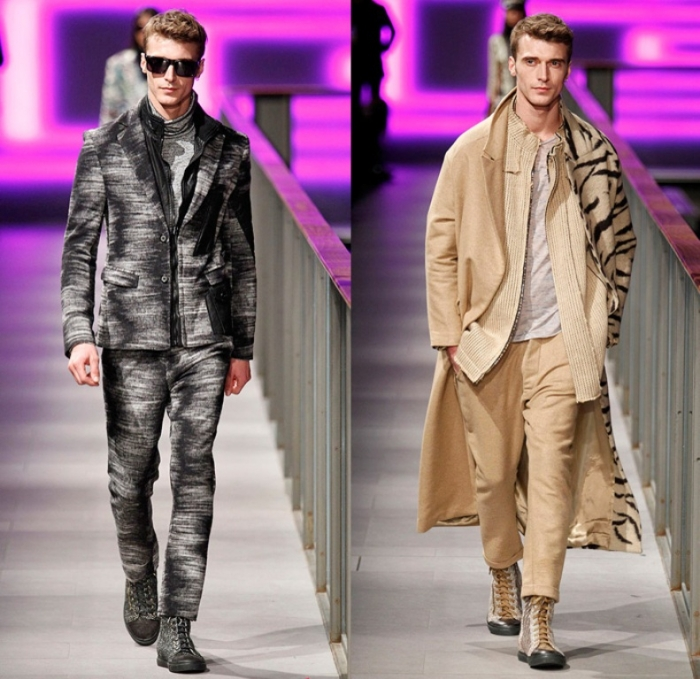 custo-barcelona-080-spain-espana-2014-2015-fall-autumn-winter-fashion-mens-runway-tribal-ornamental-prints-parka-coat-turtleneck-stripes-knit-zebra-wool-03x