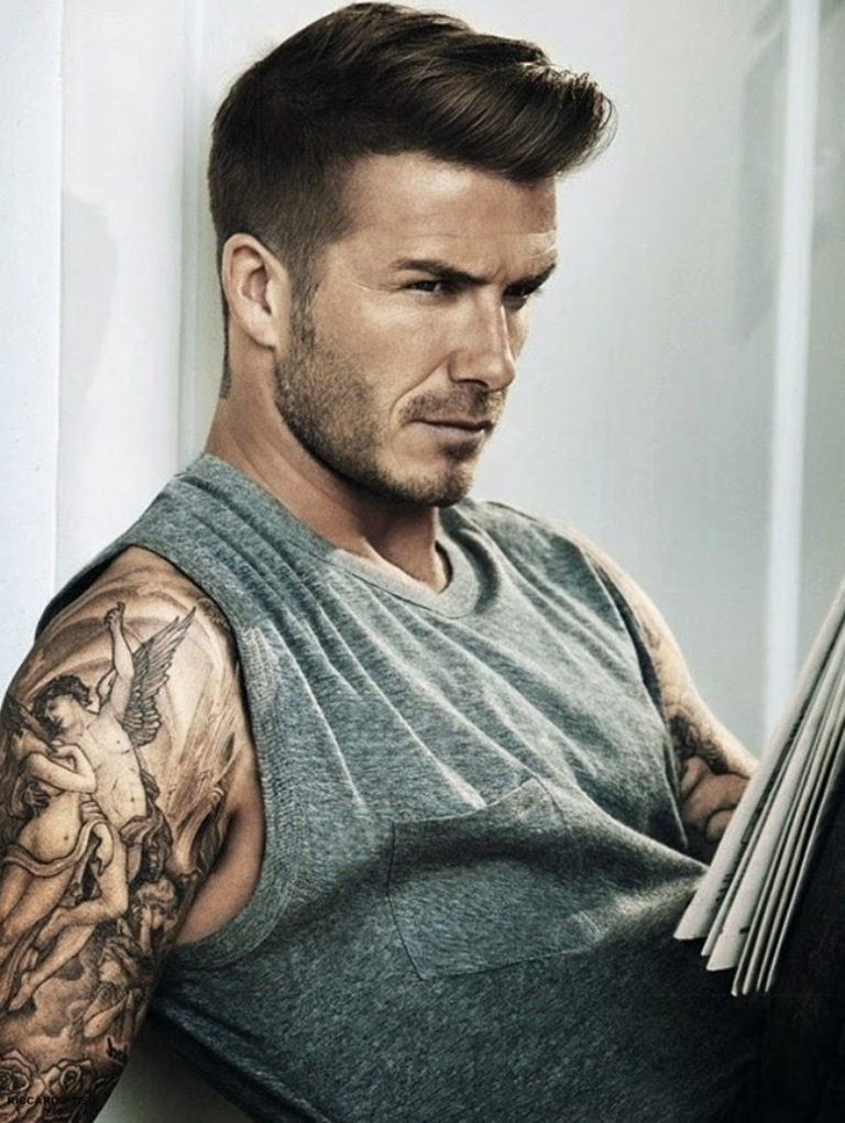 david beckham haircut 2015 fashion style hair 2014 name how to