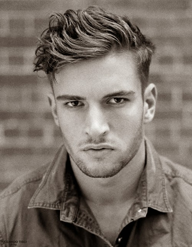 hairstyle trends 2015 mens fashion style hair guys boy cool modern classic (6)