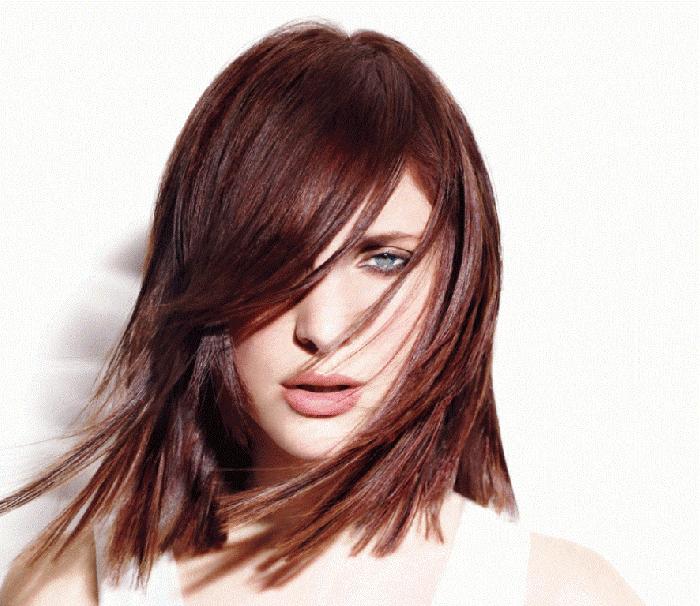 mahogany-brown-hair