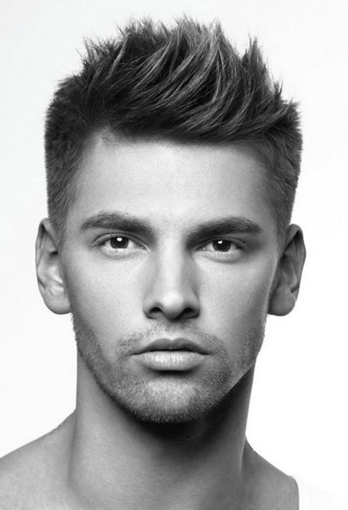 Stylish Guy Haircuts 2014