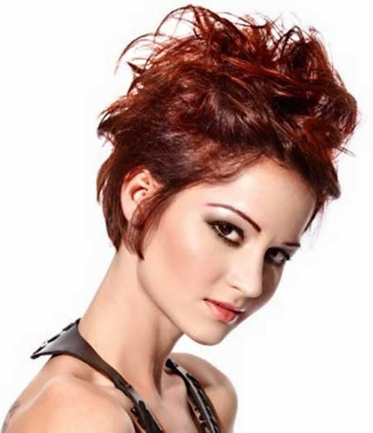 oxblood red hair Short-Hair-Color-Ideas_10