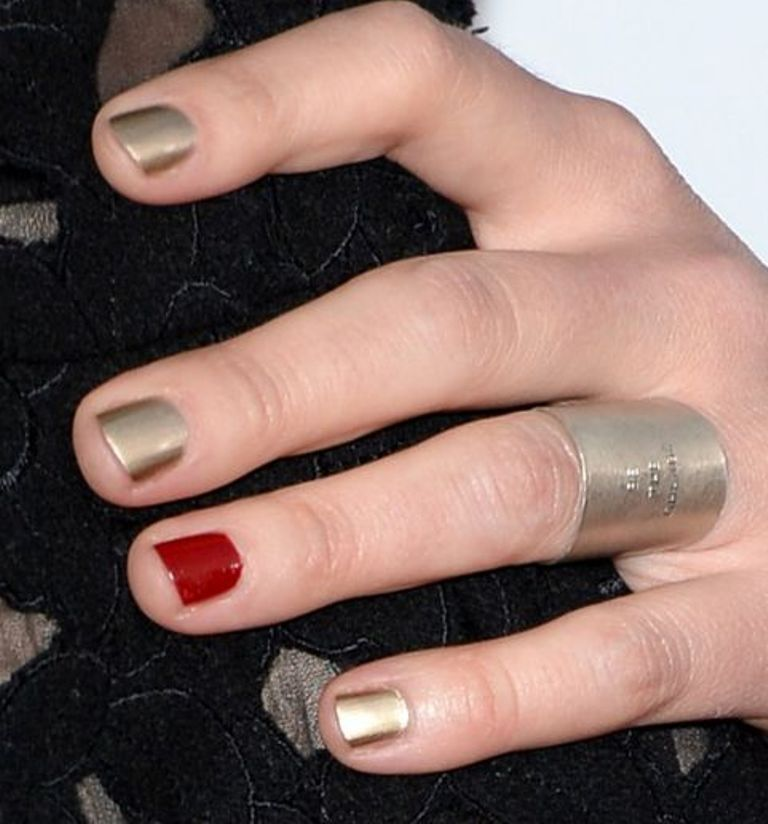 new nail color trends 2015