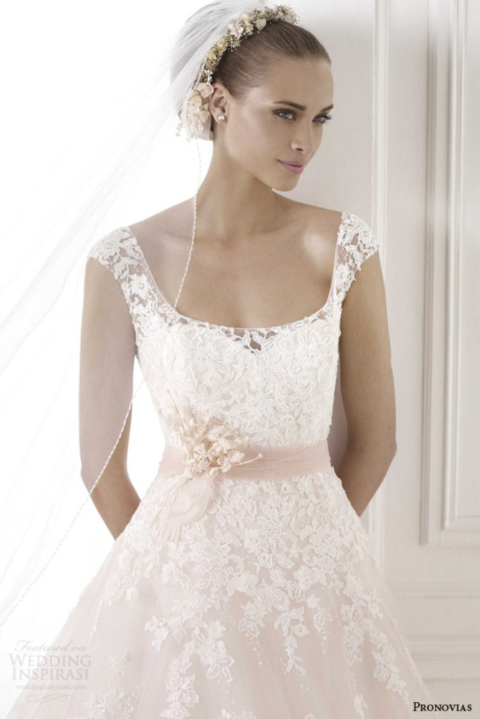 pronovias-2015-bia-sleeveless-blush-wedding-dress-illusion-straps-close-up