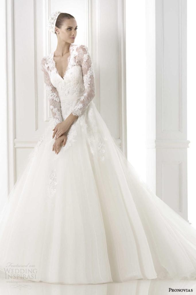 pronovias-2015-pre-bestine-long-sleeve-wedding-dress