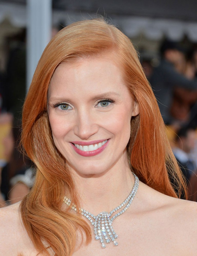 titan blonde elle-13-hair-color-for-your-personality-copper-jessica-chastain-xln
