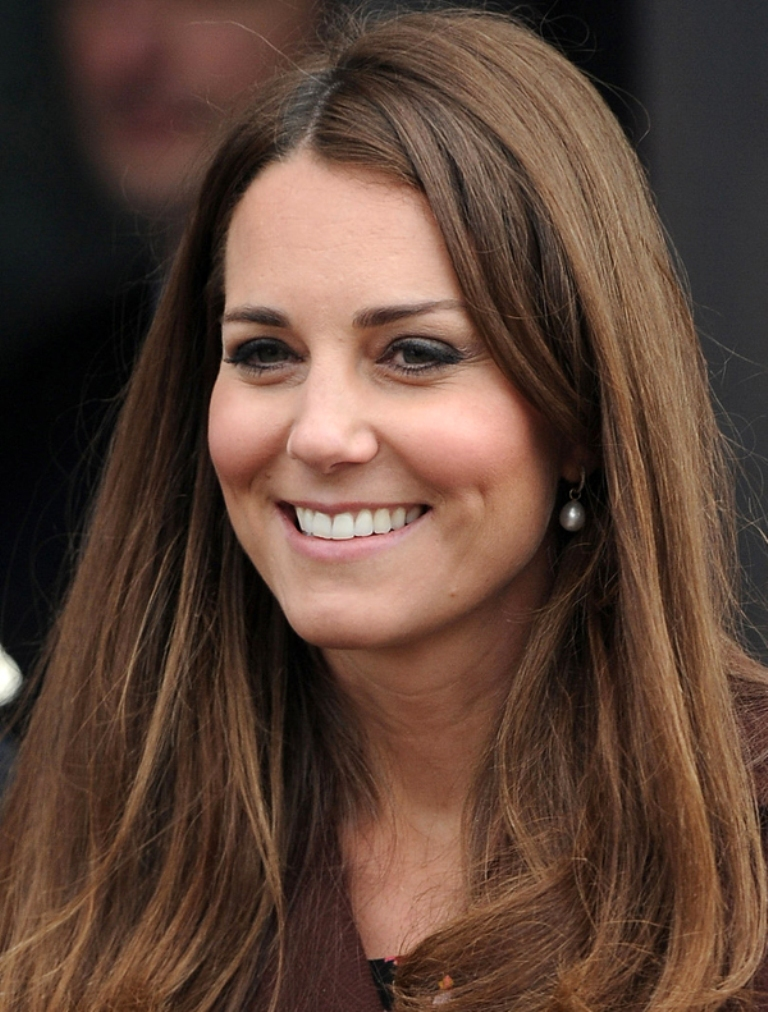 truffle brunette Kate-Middleton-medium-brown-hair-3