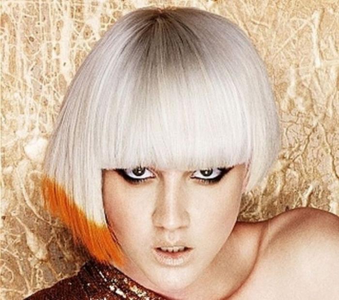 trending hair color ideas for short hair