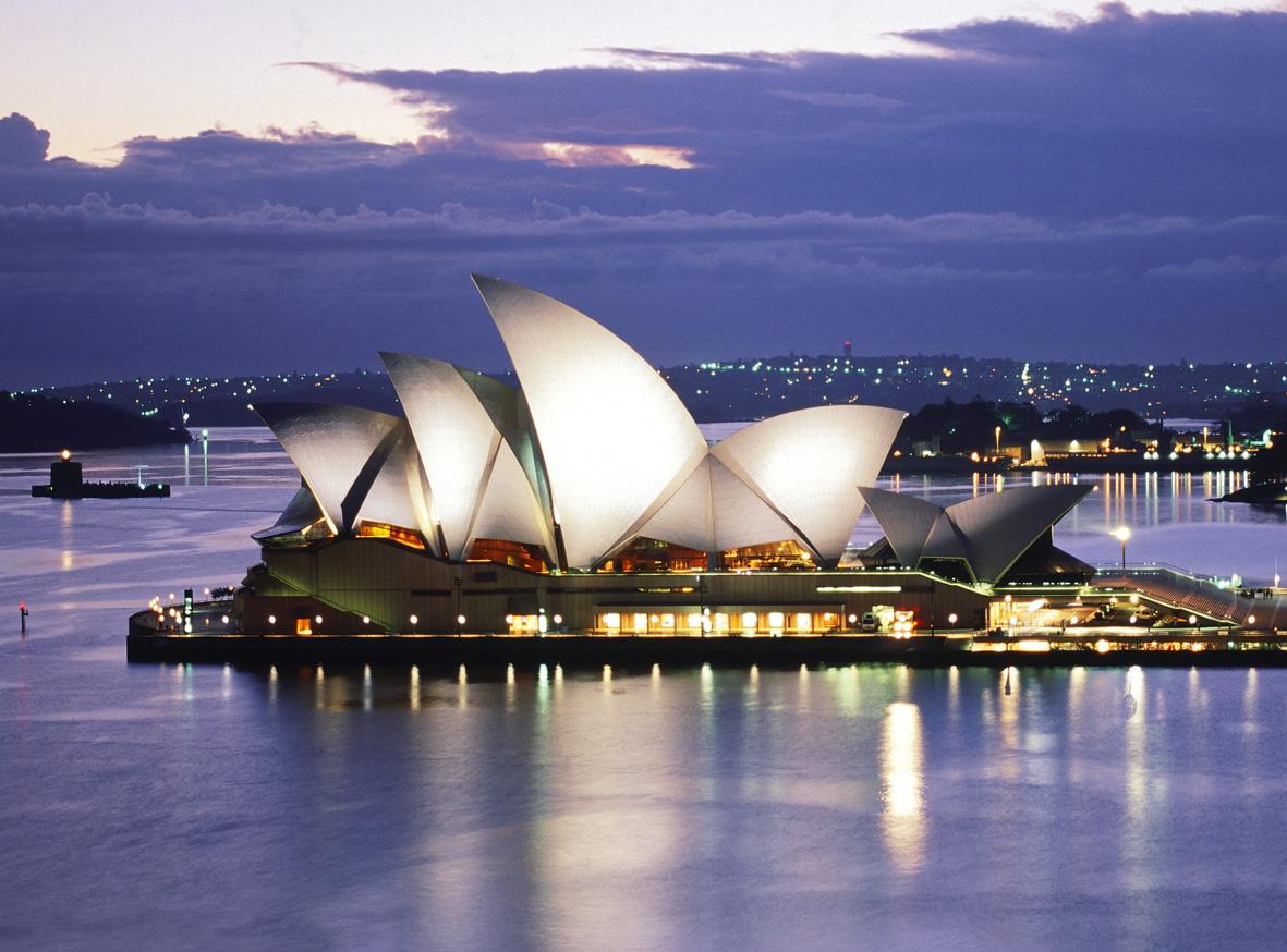2   Sydney Opera House
