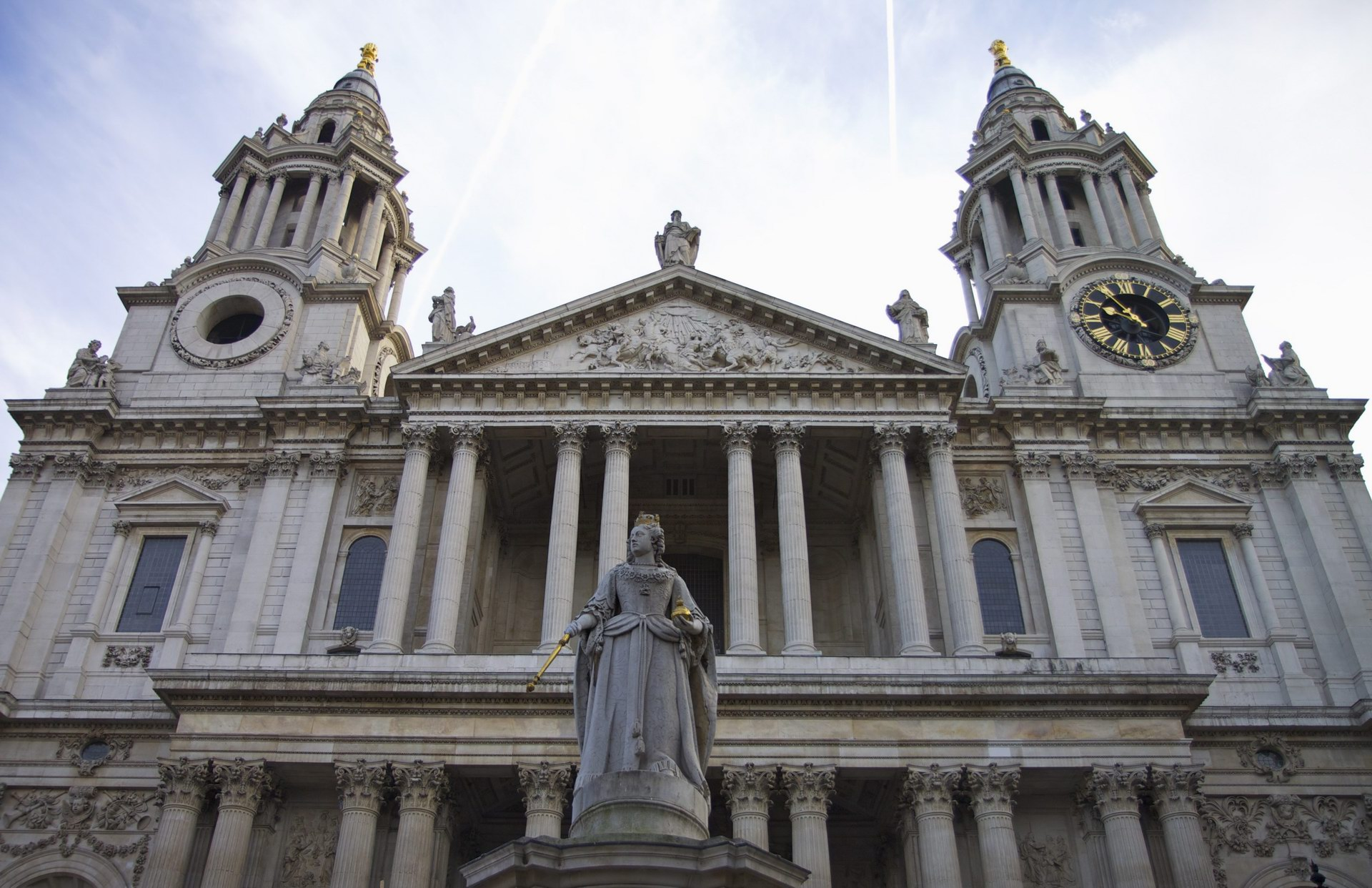 9   st. paul's cathedral - London