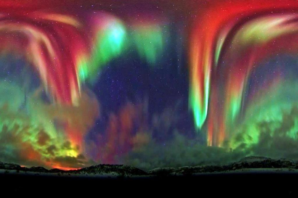 Aurora-Over-Norway