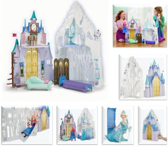 Disney Frozen Castle & Ice Palace Playset$_20