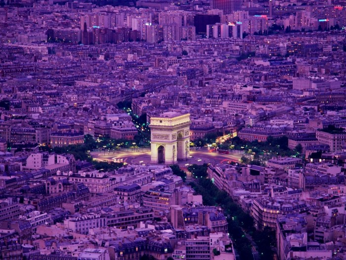 France_Nature_Arc_de_Triomphe_Paris_France