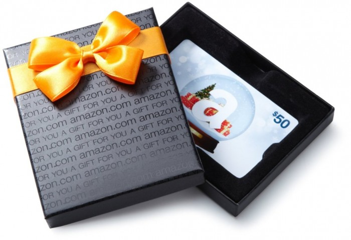 Gift Cards - In a Gift Box