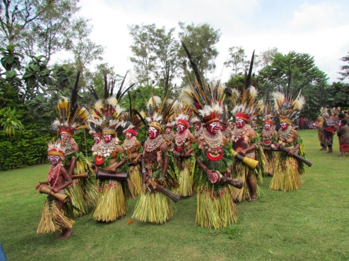 Guinea Dancers-mthagen-in-the-beautiful-and-remote-luxury-yacht-charter-destination-Papua-New-Guinea
