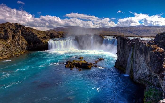 Iceland godafoss_iceland