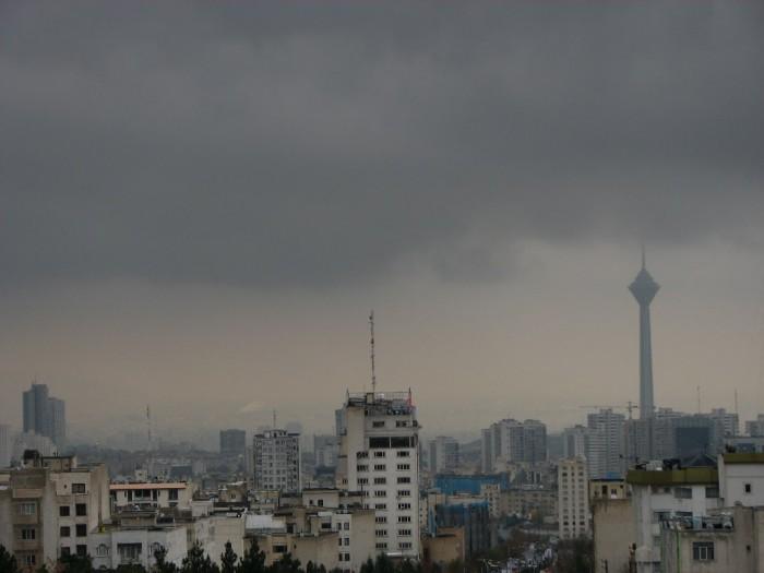 Iran air pollution
