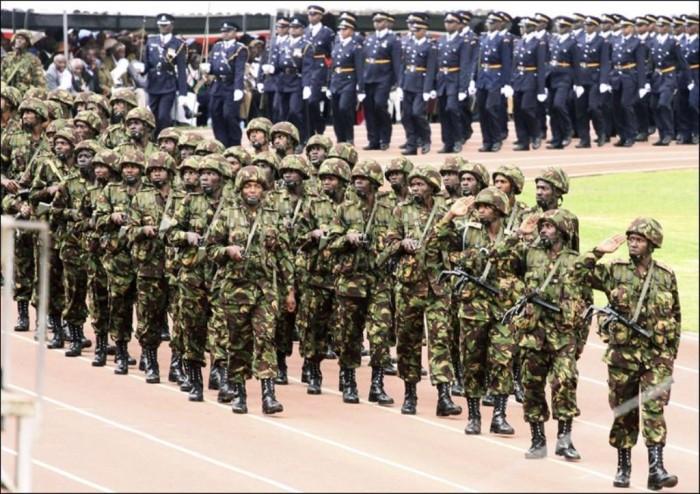 Kenyan-Army-Nyayo-National-Stadium