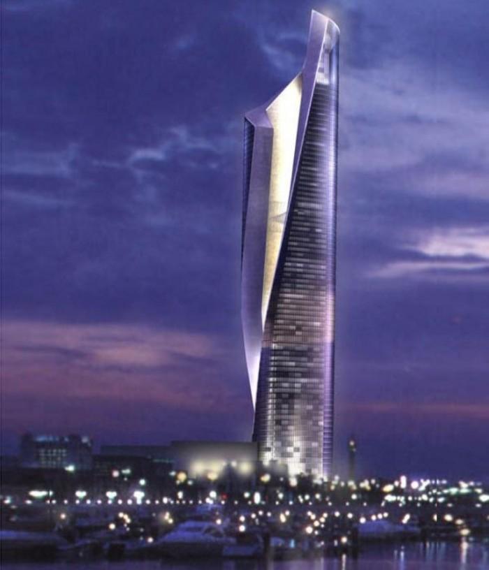 Kuwait al_hamra_tower_jlixp