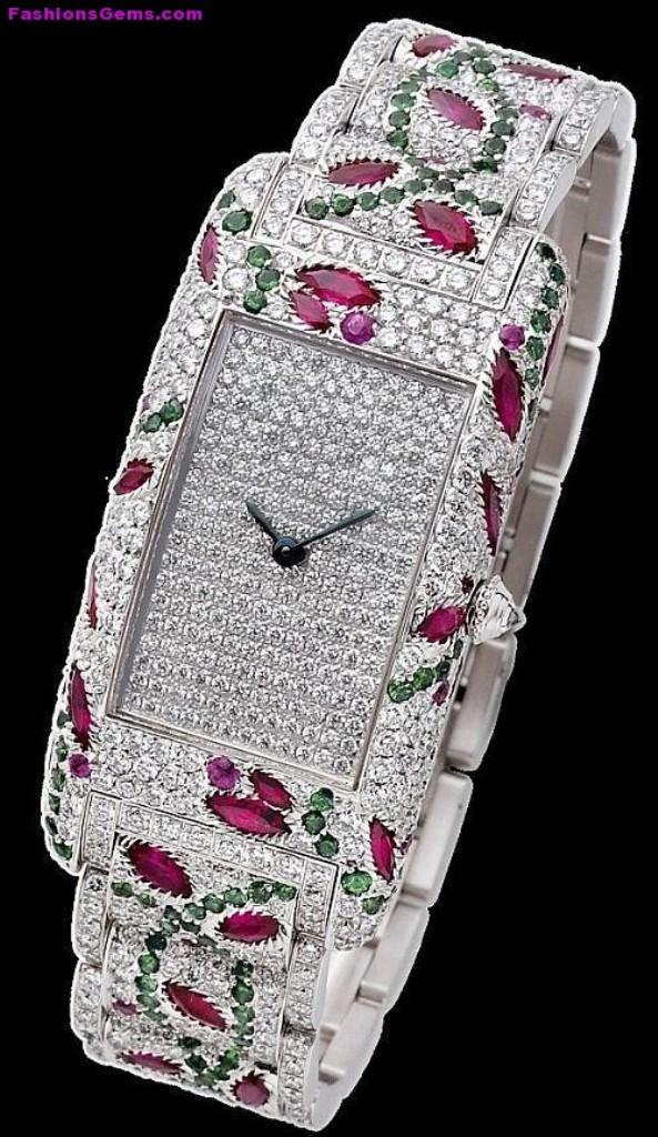 Ladies-Wrist-Watches-Girls-Women-Fancy-444