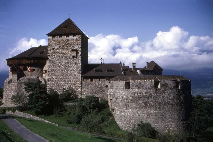Lichtenstein castle-in-vaduz-liechtenstein