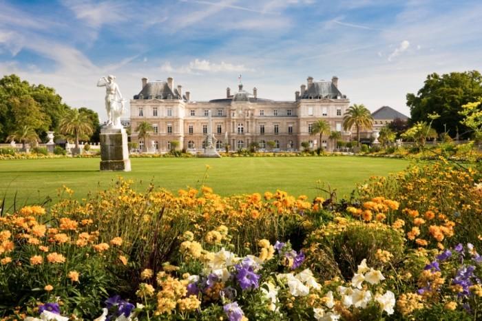 Luxembourg-Gardens