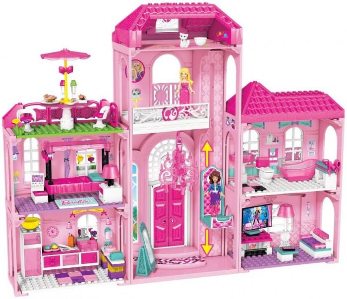 Mega Bloks Barbie Luxury Mansion