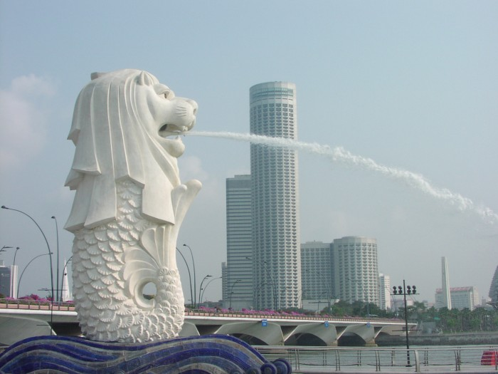 Merlion-Singapore1