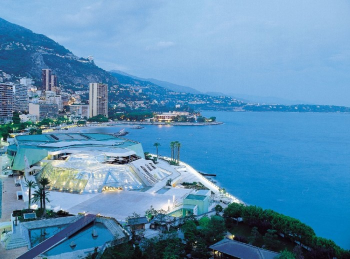 Monaco grimaldi