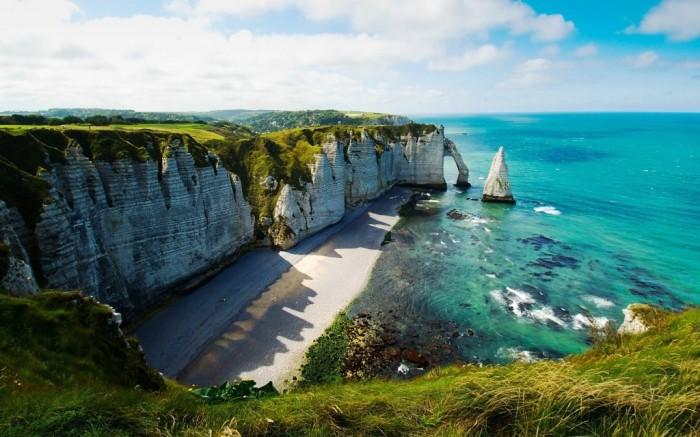 New Zealand beautiful-cliffs-stunning-hd-wallpaper
