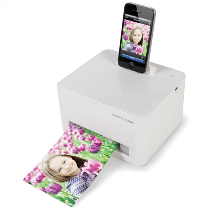 Photo Cube Portable Printer