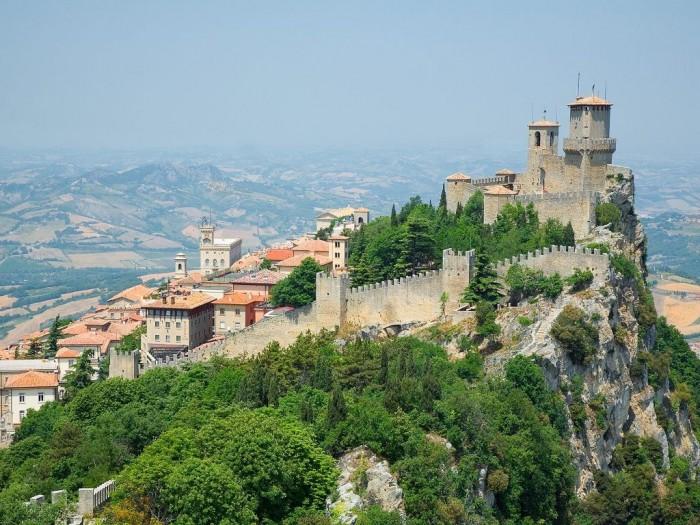 San Marino Fortesse_La_Rocca_San_Marino_Republic