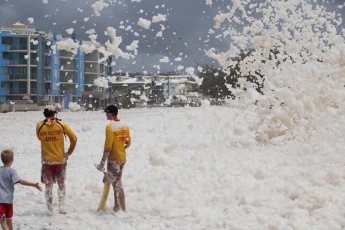 Sea foam (Australia)