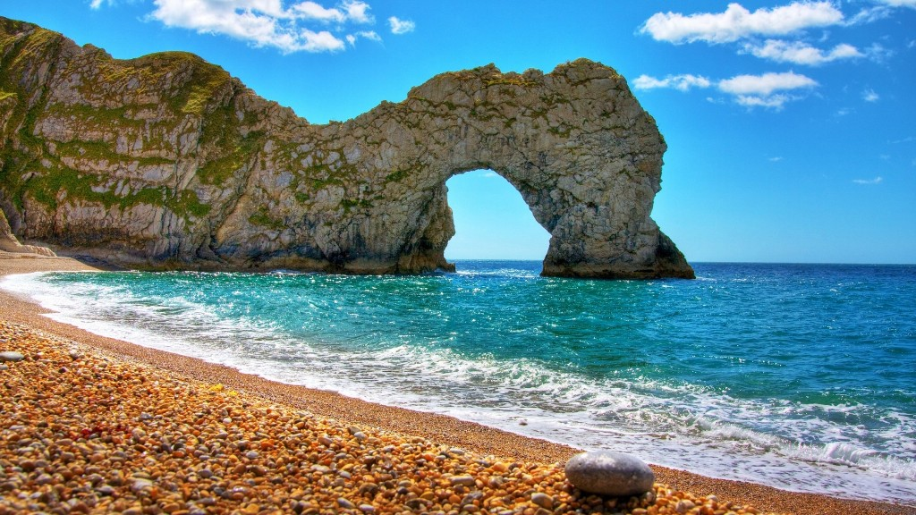 Spain -Nature-Beach-Seas-Summer-season-Spain-Durdle-Door-Hd-Wallpaper--