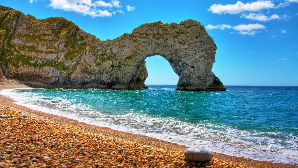 Spain -Nature-Beach-Seas-Summer-season-Spain-Durdle-Door-Hd-Wallpaper--