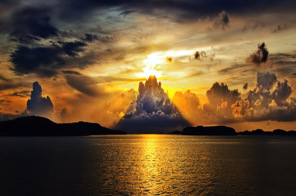 Sweden beautiful-sunset-in-sweden