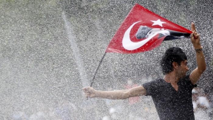 Turkey-Strike