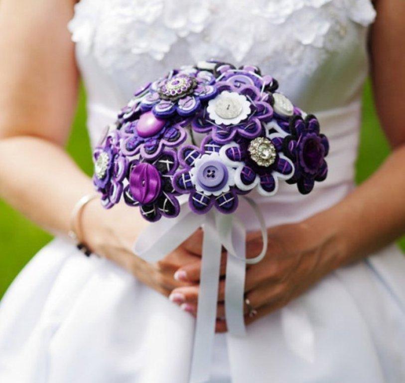 button-bouquet