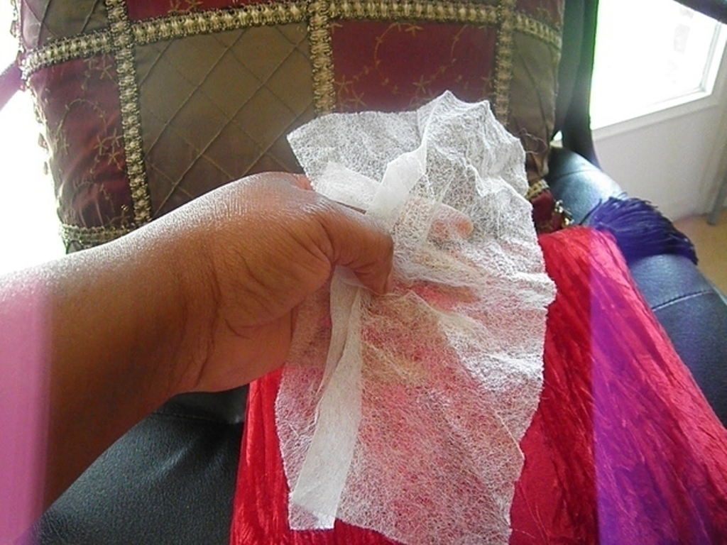 If you want to easily remove deodorant stains, then you can simply use dryer sheets