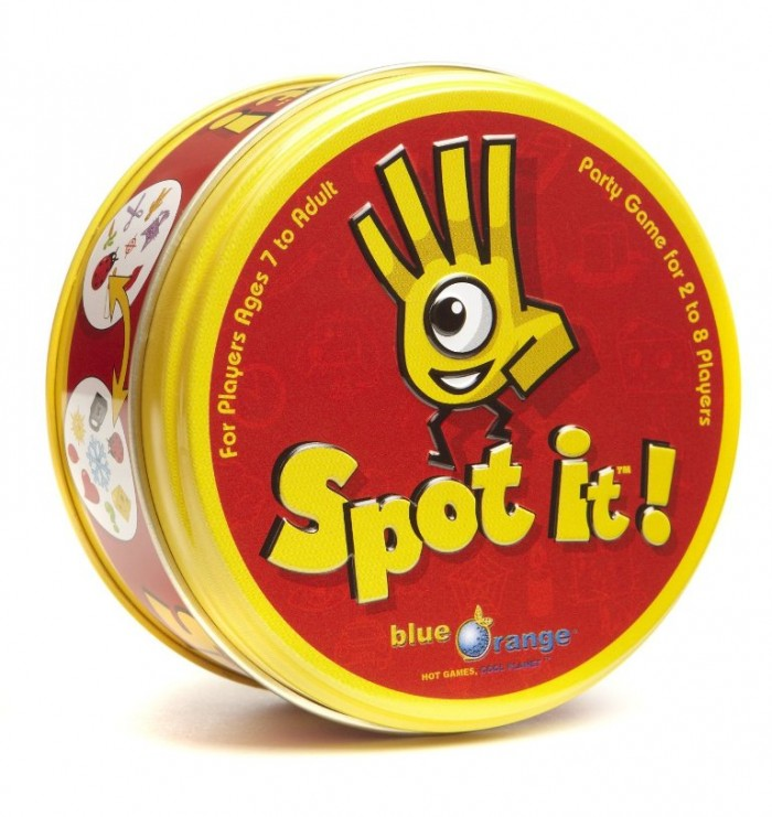 games Spot It