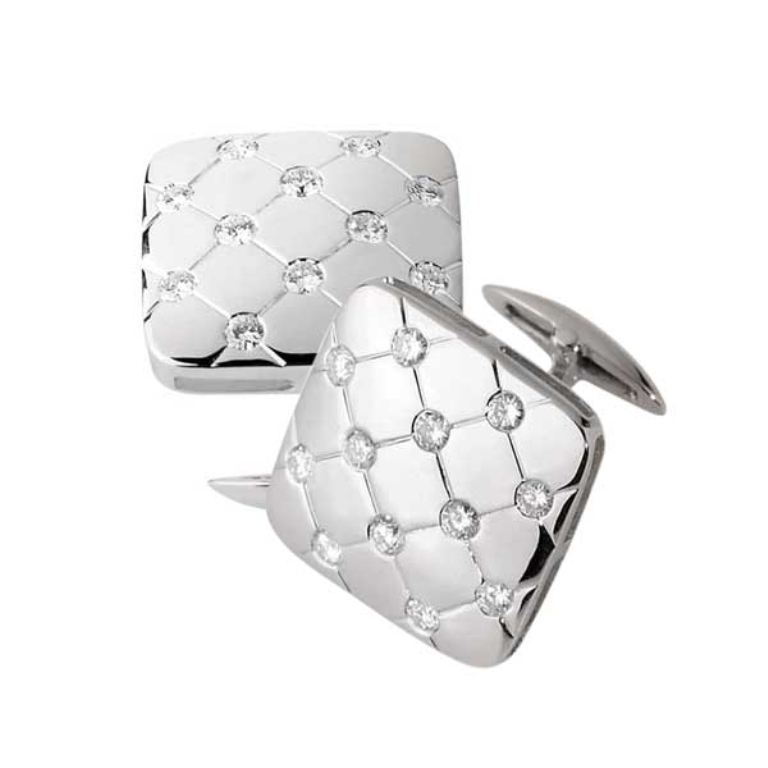 king_jewelers_cufflinks_square_white_gold_diamond-detail