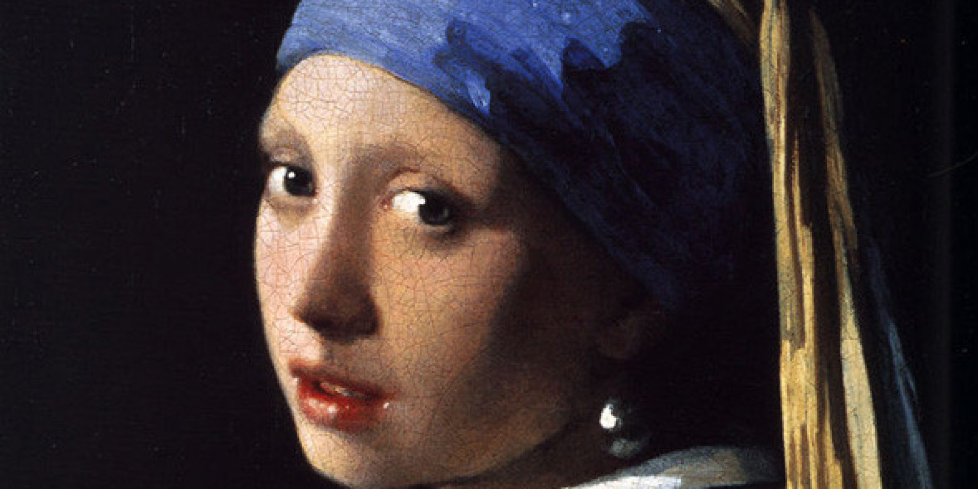 Top 10 Most Famous Paintings Of The World | TopTeny 2015 ... A Girl With A Pearl Earring