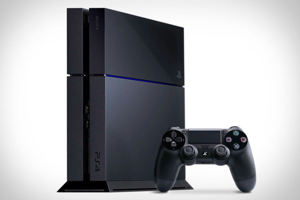 PlayStation 4 to make him enjoy his time