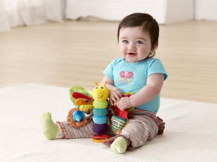 stroller toys Lamaze Play & Grow Freddie the Firefly Take Along Toy