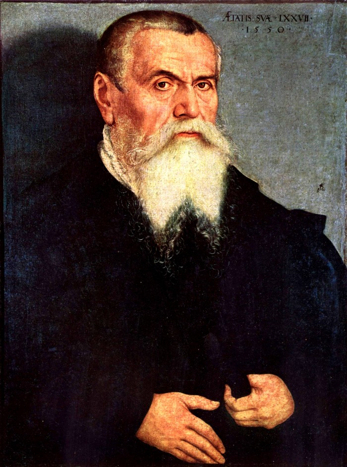 Top 10 Most Popular Names With Their Meaning  -  Lucas Cranach