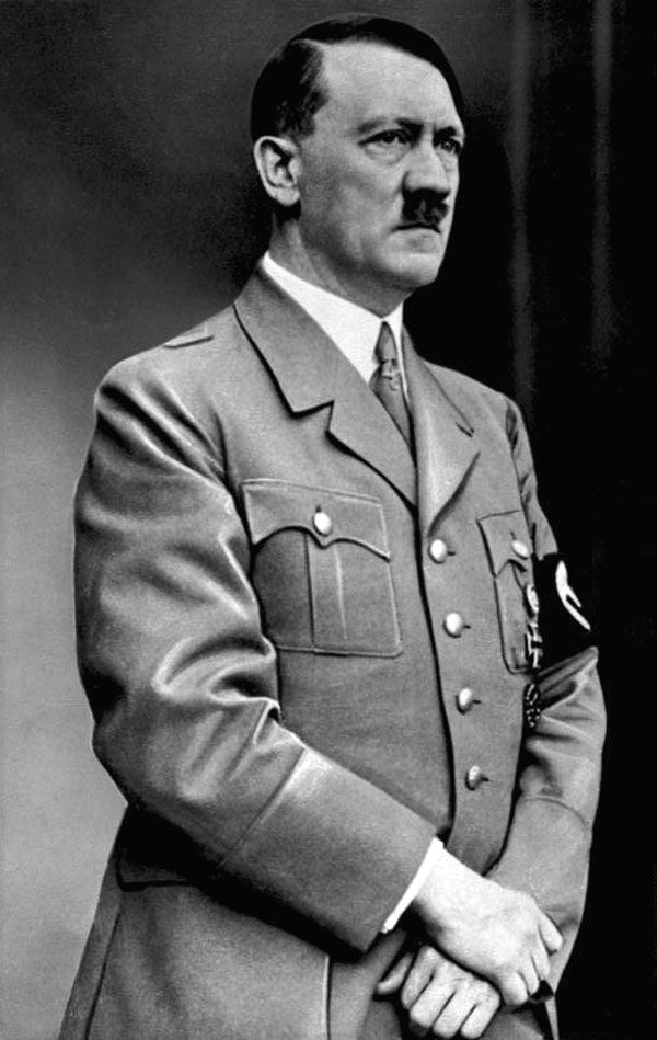 Adolf Hitler, December 11, 1941