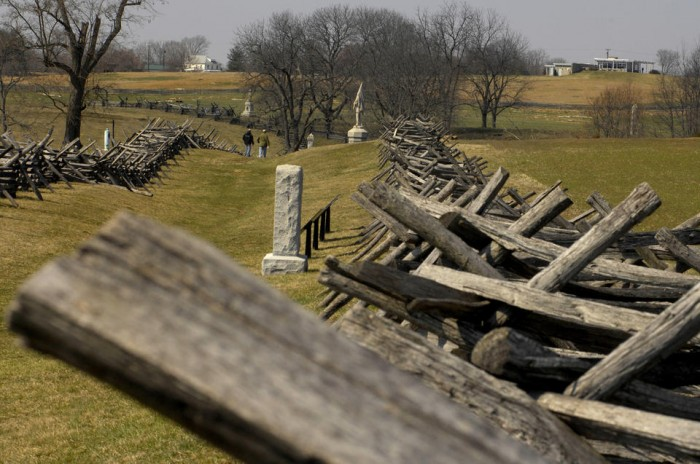 Antietam National Battlefield, Sharpsburg, Maryland