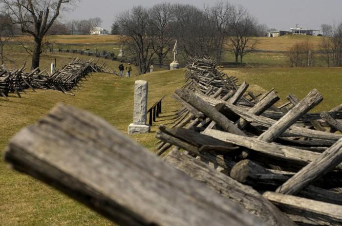 Antietam National Battlefield, Sharpsburg, Maryland