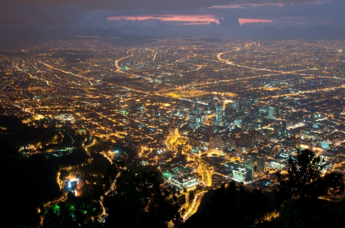 Bogota-Colombia-at-night - Copy - Copy - Copy